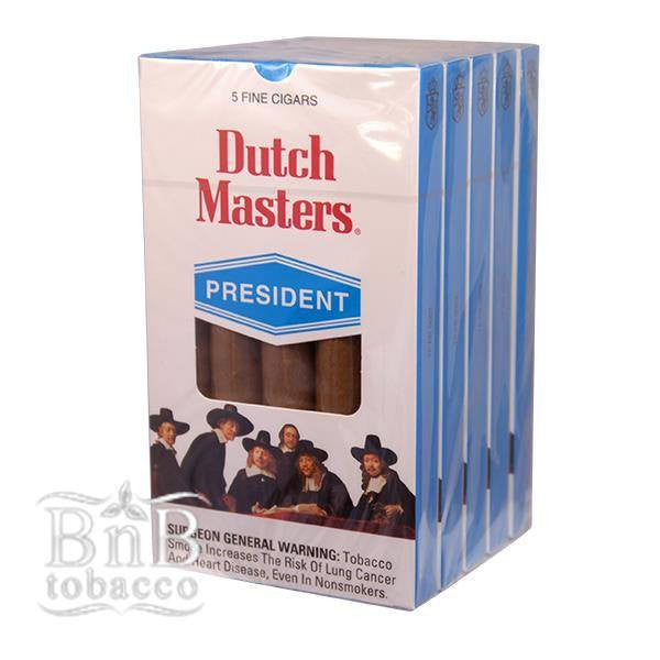 Dutch Masters Presidente Cigars