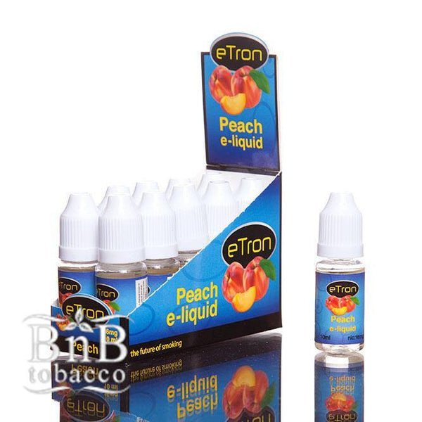 E-Tron Peach E-Liquid