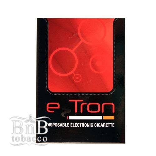 E-Tron Full Flavor Disposable E-Cigarette