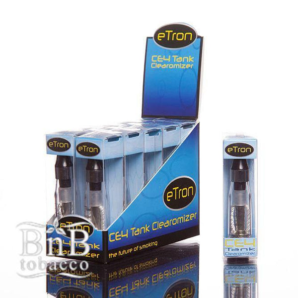 E-Tron Single Coil CE4 Disposable Cartomizer