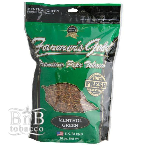 Farmer's Gold Menthol Pipe Tobacco