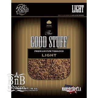 Good Stuff Tobacco | Pipe Tobacco -Low Price | BnB Tobacco