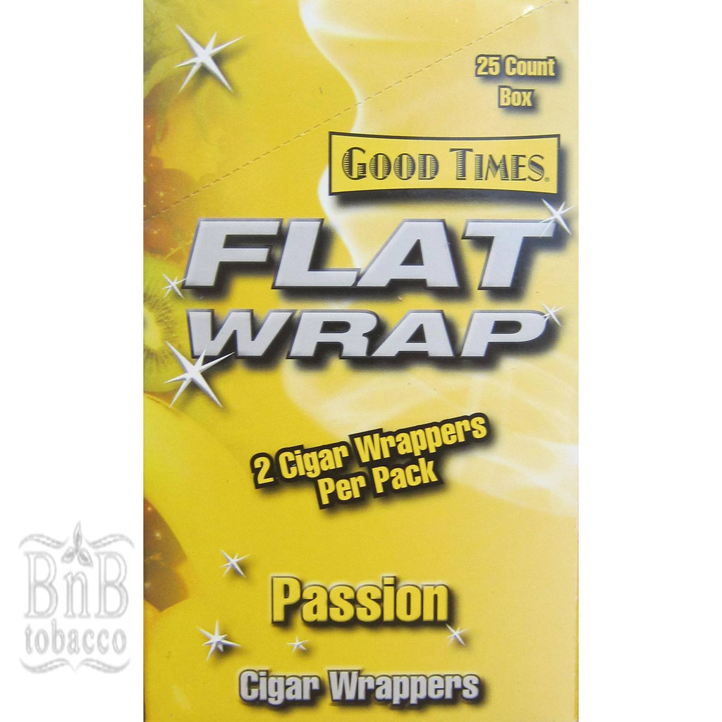 Good Times Passion Flat Wraps