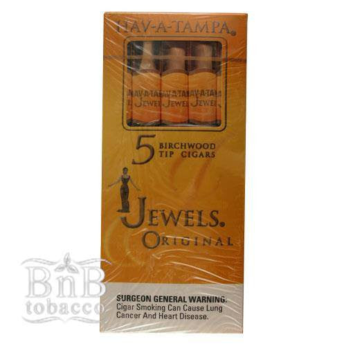 Hav A Tampa Jewels Original Cigars