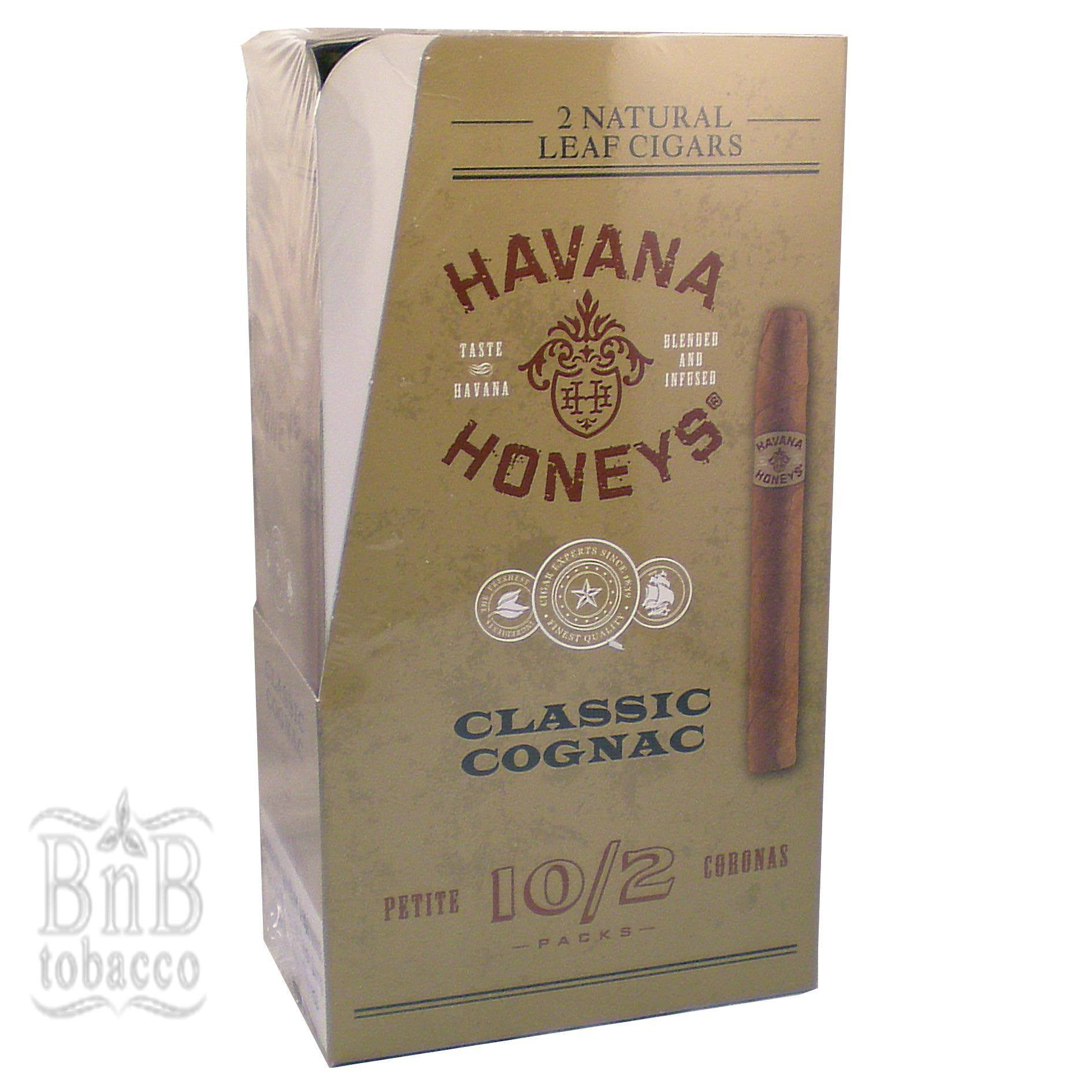 Havana Honey Cognac Cigars