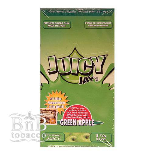 Juicy Jays Green Apple Rolling Papers