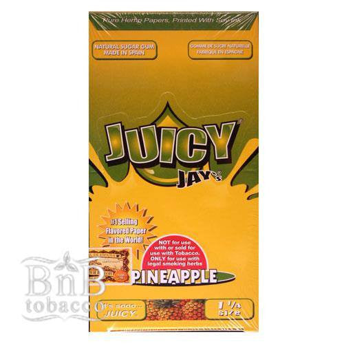 Juicy Jays Pineapple Rolling Papers
