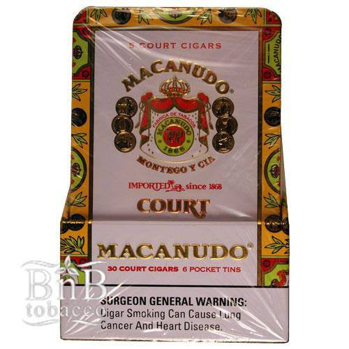 Macanudo Small Cigars