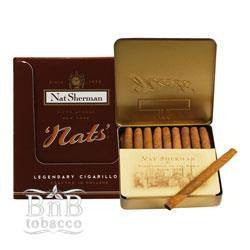 Nat Sherman Small Cigars