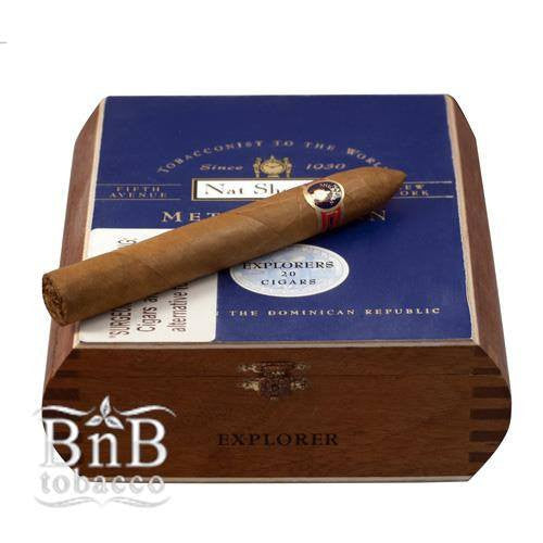 Nat Sherman Metropolitan Natural
