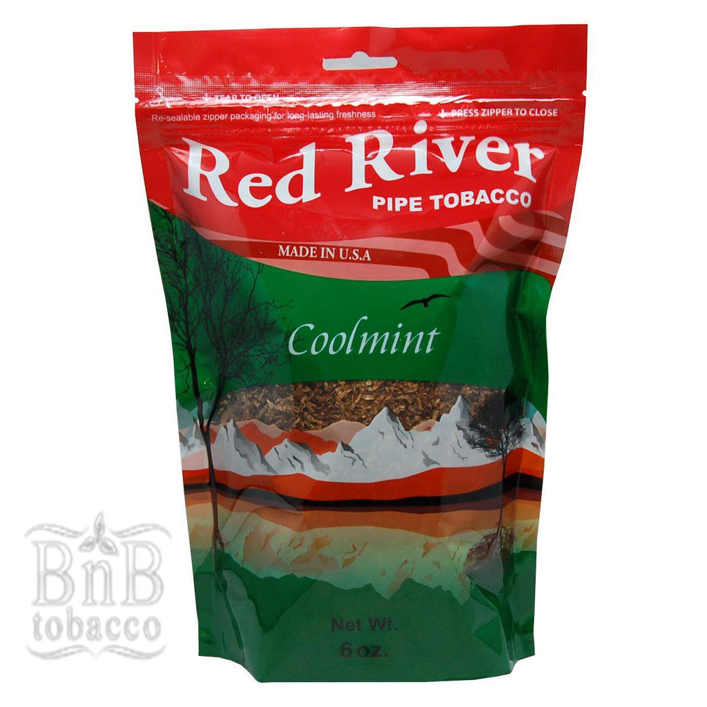 Red River Mint Pipe Tobacco