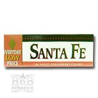 Santa Fe Strawberry Little Cigars