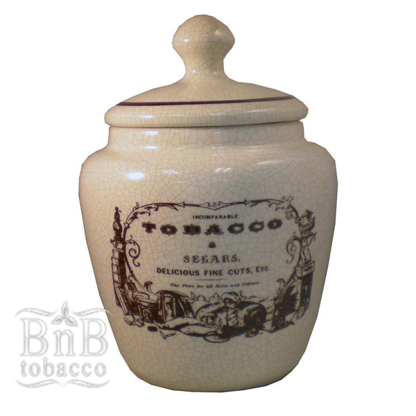 Savinelli Ceramic Tobacco Jar
