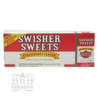 Swisher Sweets Strawberry Little Cigars