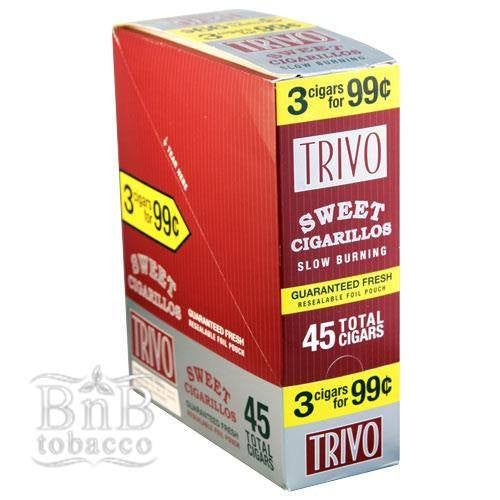 Trivo Sweet Cigarillos