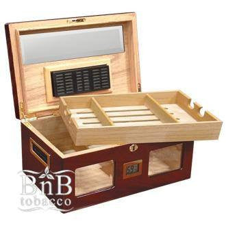Valencia Digital Humidor (120ct)
