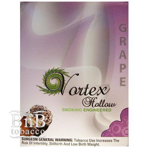 Vortex Grape Blunt Wraps
