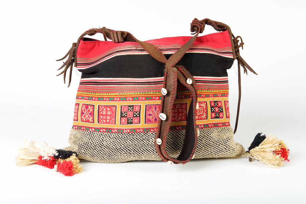 Calypso -  Boho Shoulder Bag