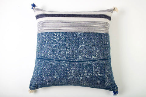 Hmong Tribal Cushion 60cm x 60cm