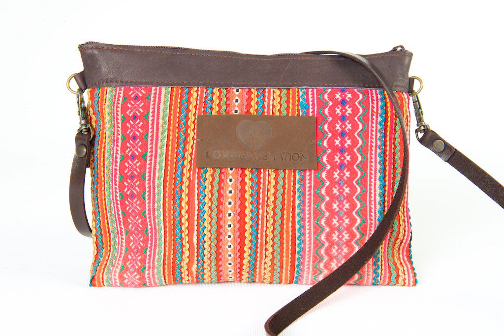 Some Like It Hot - Vintage Boho Compact Shoulder Bag