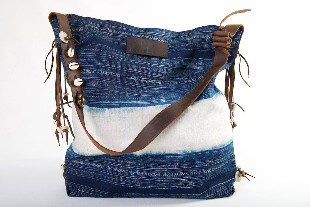 Braveheart- Tribal Every Day, Every Purpose Shoulder Bag