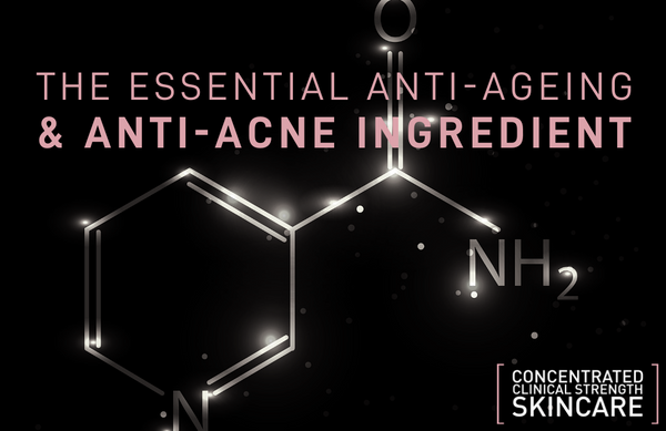 The Essential Anti-Ageing and Anti-Acne Ingredient Suitable for All Skin Types