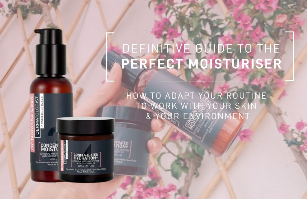 The definitive guide to the perfect moisturiser