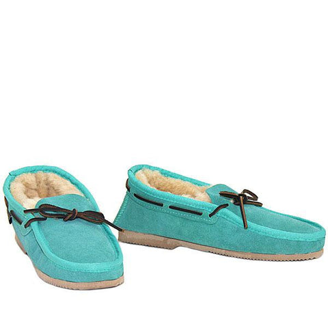 Deck Slip-on Loafer Jade
