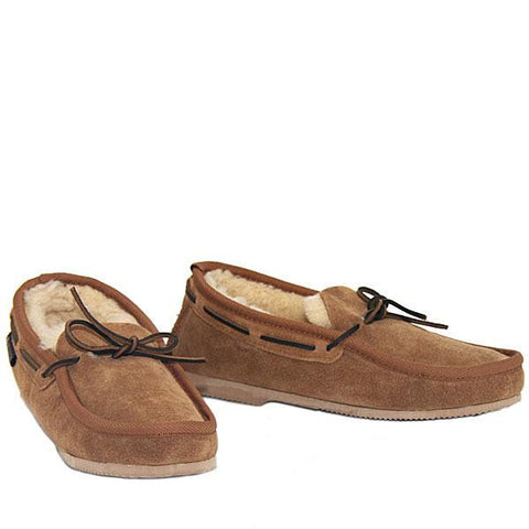 Deck Slip-on Loafer Chestnut