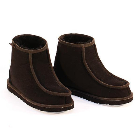 Deluxe Alpine Short Ugg Boots - Black