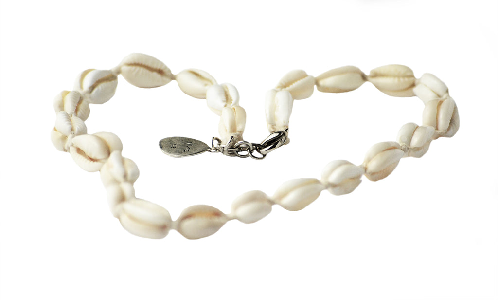 Beach Babe Cowrie Necklace