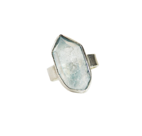 Radiance Aqua Aura ring