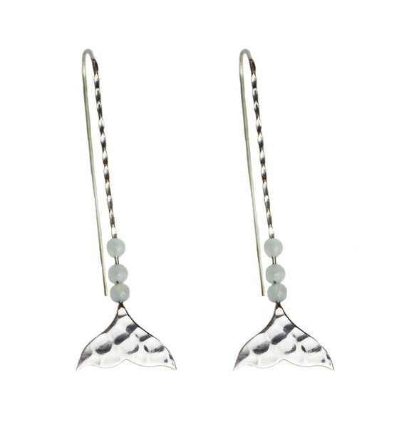 Atlantis Mer-Tail Earrings
