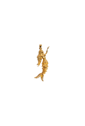 Diana June Mermaid 18 Karat Gold