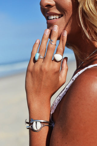 Lennox Wave Ring