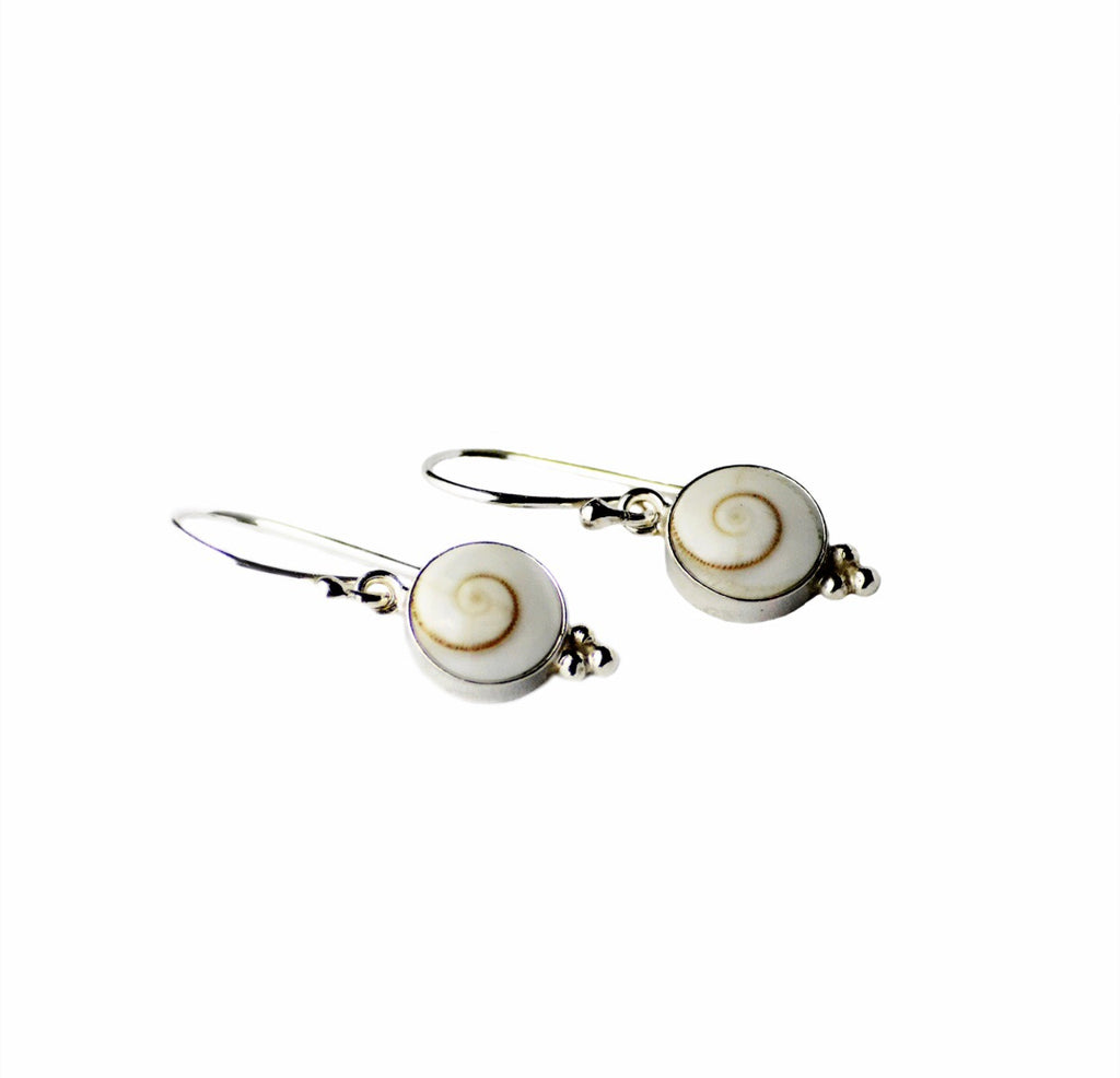 Shanti Shiva Shell Earrings