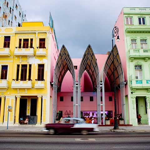 Five Colourful Travel Destinations To Visit