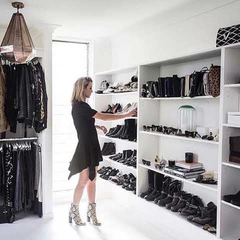 How To Organise Your Wardrobe In Five Steps
