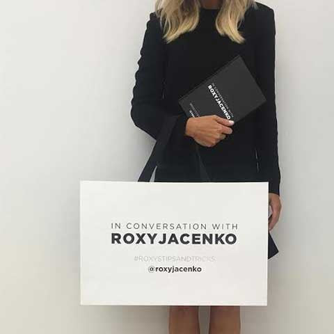 #Boss, Roxy Jacenko, Sweaty Betty PR Queen