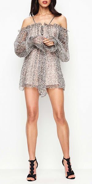 I'll Take You Playsuit - Biscuit