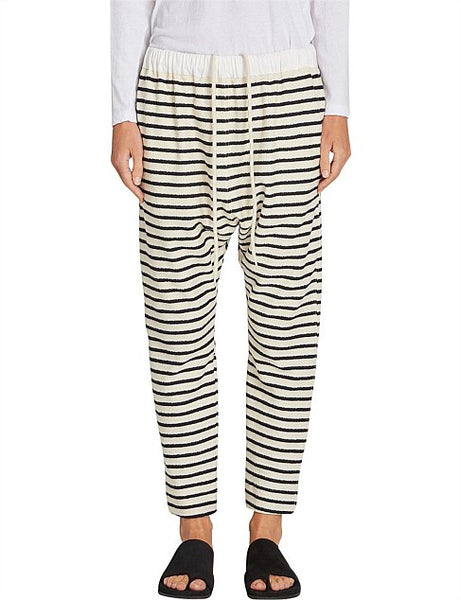 Stripe Panelled Trackpant