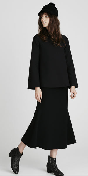 Steeple Skirt - Black