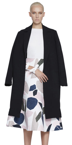Trixie Coat - Black