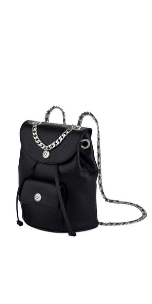 The Romy Backpack - Silver