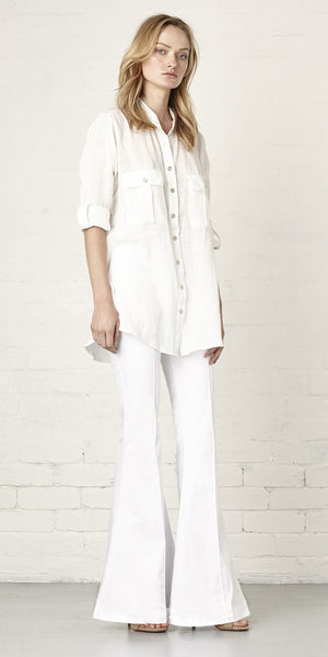 Positano Shirt - White