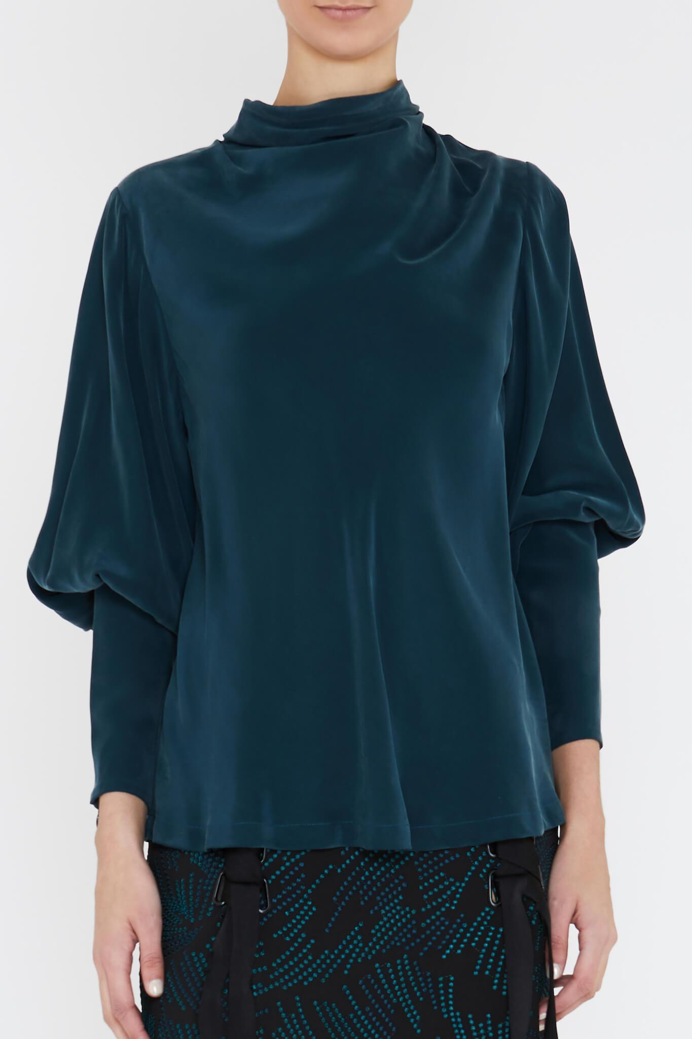 Sierra Silk Blouse