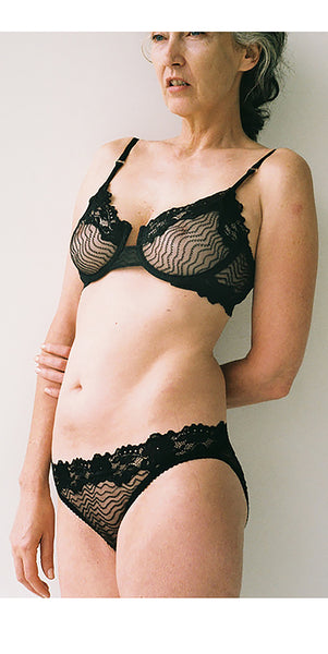 Bonnie Brief - Black