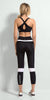 Centre Court Crop - Black