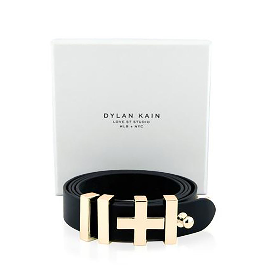 The Birkin Belt - Light Gold