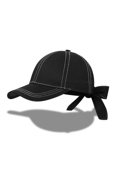 Fitzwilliam Cap - Black